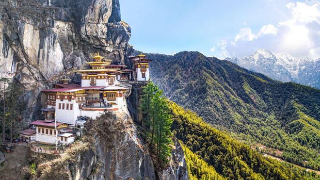 Bhutan là một trong những quốc gia hạnh phúc nhất thế giới.