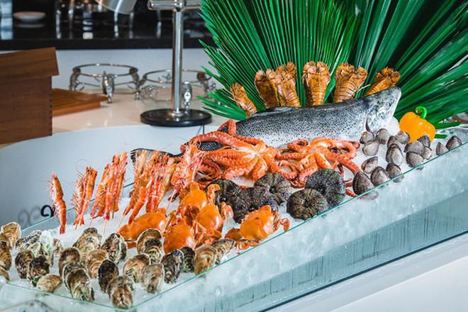 Với tiệc buffet, nhà hàng không cần sử dụng nhiều nhân lực