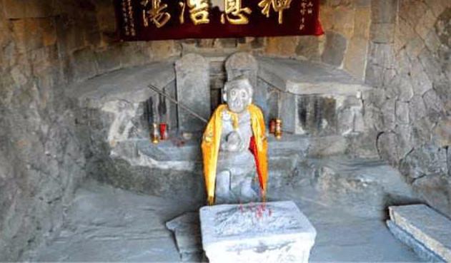 Tìm thấy ngôi mộ cổ được cho là nơi chôn cất Tề Thiên Đại Thánh và em trai.