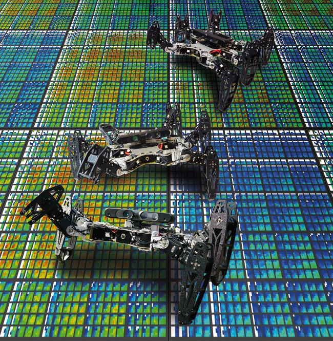 """Các nhà khoa học hi vọng sẽ giúp robot """"sống sót"""" lâu hơn khi làm các nhiệm vụ nguy hiểm"""