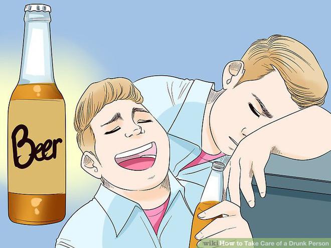 Một người, dù là khi say xỉn hay tỉnh táo, đều có những tính cách và hành vi cực kỳ giống nhau.