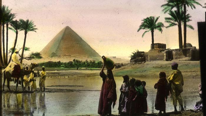 Khả năng dự đoán những trận lũ lụt trở thành một trong những điều bí ẩn về thầy tế Ai Cập thời cổ đại.