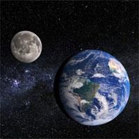 Điều gì xảy ra nếu Mặt Trăng rơi xuống Trái Đất?