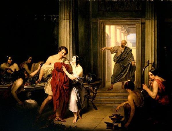 Trong một số trường hợp, mại dâm trở thành niềm cảm hứng cho những người nổi tiếng.