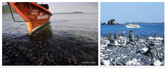 Những hòn đá của đảo Koh Hingham luôn trở về với đảo Koh Hingham!