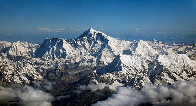 Đỉnh Everest.