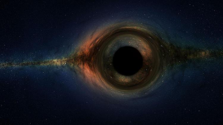Các đồng tác giả dự đoán rằng các thiên hà Milky Way lưu trữ một số lỗ đen siêu lớn.