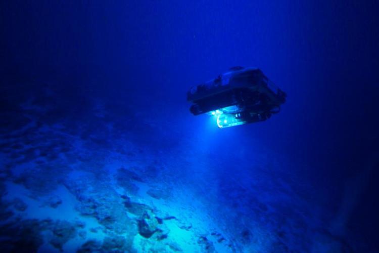 Thiết bị chuyên dụng thăm dò đại dương của Nekton.