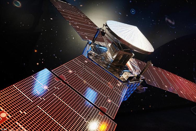 Nhà thám hiểm Sao Mộc - thiết bị không người lái mang tên Juno của NASA