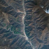 Ngọn núi Triều Tiên xê dịch hơn ba mét do thử hạt nhân