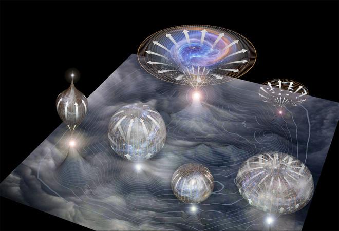 Lời giải đáp cho sự hình thành và kết thúc của vũ trụ