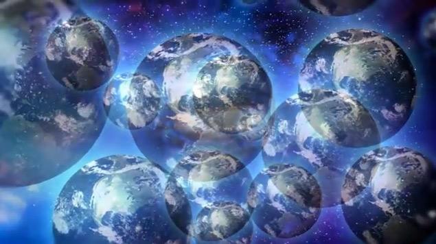 Thuyết đa vũ trụ với vô số các khả năng có thể là lý do duy nhất là loài người đang tồn tại