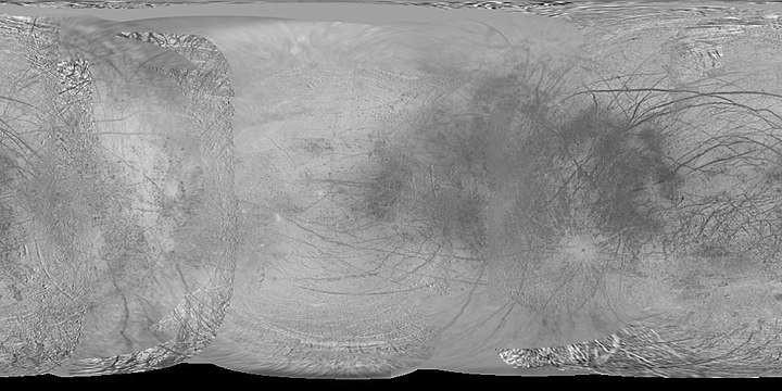 Europa có thể mang những thành phần cần thiết để duy trì sự sống.