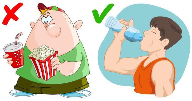 Uống nước ấm, sự trao đổi chất sẽ được kích hoạt hoàn toàn.