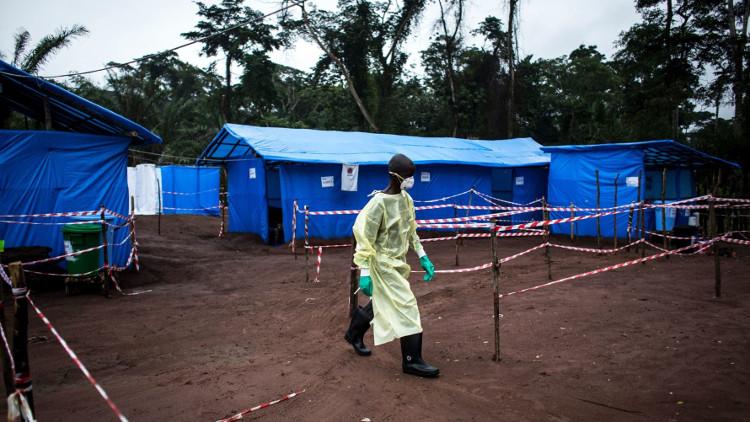 Virus Ebola đã ngóc đầu dậy ở châu Phi từ ngày 4/4 đến ngày 13/5 và gây ra những cái chết đau thương ở đây.