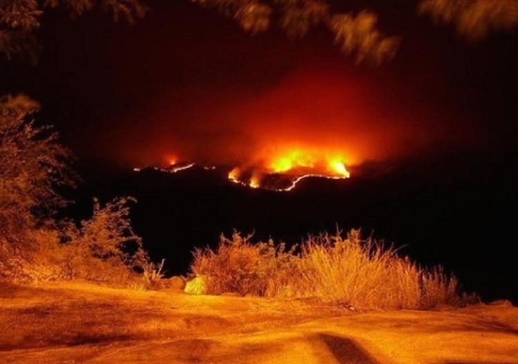 Núi lửa Mount Wingen, Australia
