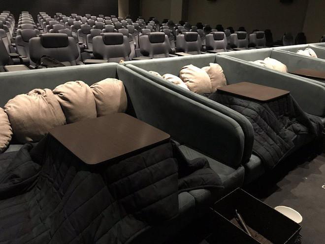 Kotatsu tại rạp chiếu phim