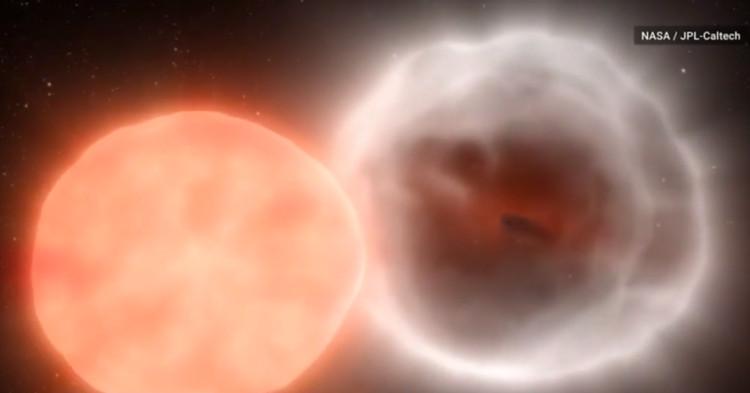 Vụ nổ siêu tân tinh