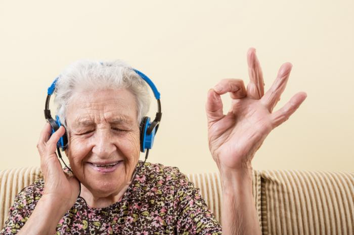 Âm nhạc có tác động không nhỏ đến chất lượng cuộc sống người cao tuổi.