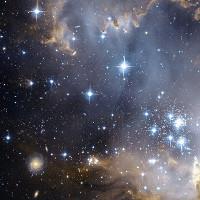 Phát hiện tín hiệu laser bí ẩn trong vũ trụ