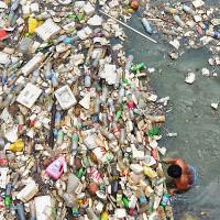 Ám ảnh vì thế giới ngập trong rác thải nhựa