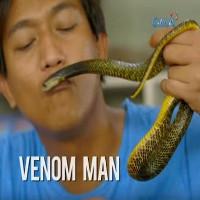 Kỳ lạ người đàn ông cho rắn độc cắn đều đặn hàng tuần