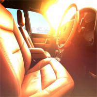 Thời gian để ô tô biến thành lò nướng khi đậu xe ngoài nắng