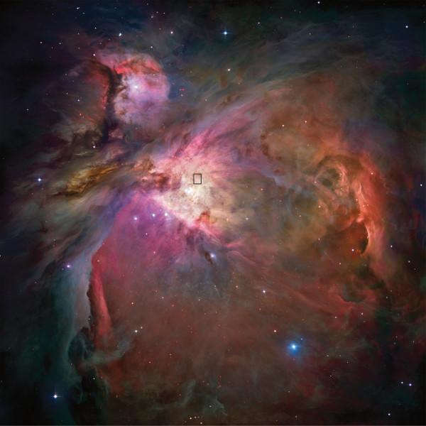 Vũ trụ không phải bắt đầu từ một điểm trung tâm