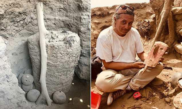 Các nhà khảo cổ phát hiện các phòng tang lễ cùng xác ướp.
