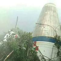 Nhầm đầu đạn tên lửa Trường Chinh 4C là vật thể bay không xác định