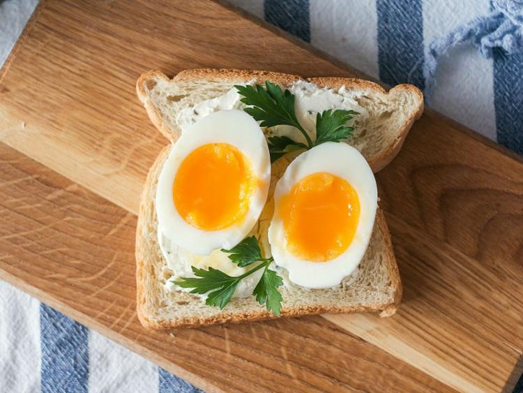 Ăn trứng hằng ngày sẽ giảm thiểu rủi ro mắc các bệnh tim mạch.