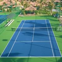 Ảnh hưởng của chất liệu bề mặt sân tới trận đấu tennis