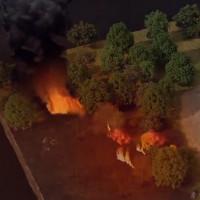 Những yếu tố quyết định sự lan rộng của đám cháy rừng