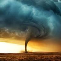 Khu vực được mệnh danh là 'hẻm lốc xoáy' ở Mỹ