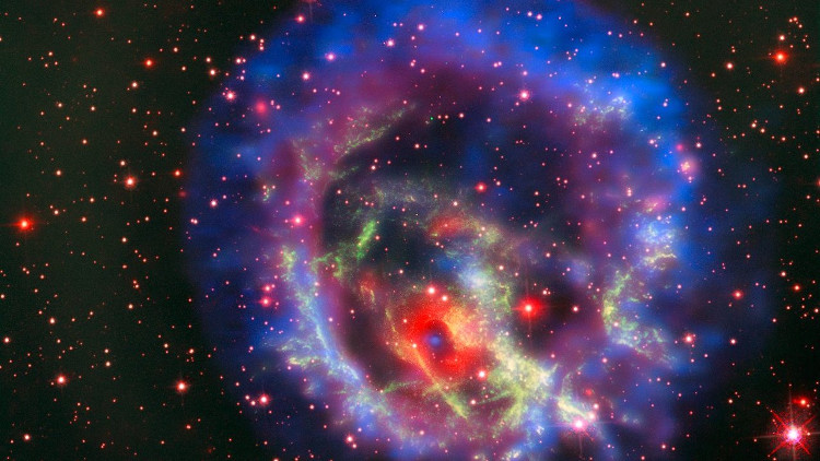 Ngôi sao neutron mới được xác định là một giống sao hiếm