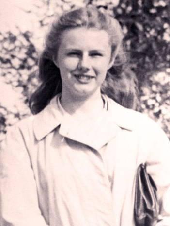 Paula Welden.
