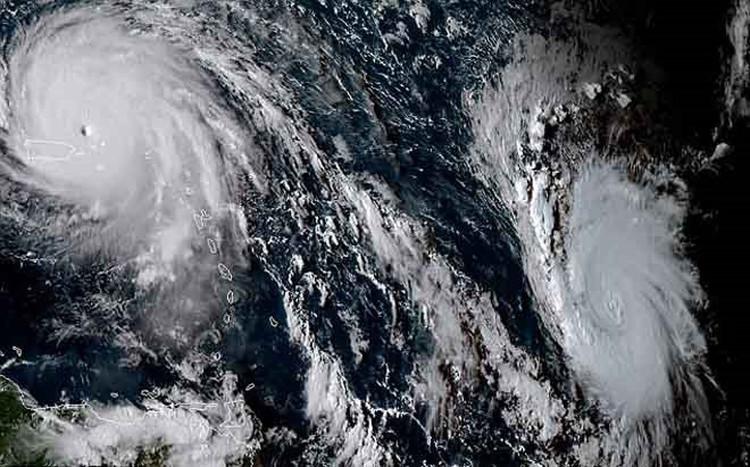 Kể từ năm 1995 trở lại đây, bão Đại Tây Dương ngày càng mạnh hơn.