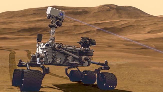 Ngày mai, chúng ta sẽ biết robot Curiosity phát hiện được những gì trên sao Hỏa.