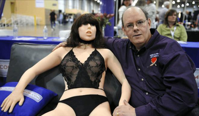 Sexbot có thể làm mờ đi ranh giới giữa thực và ảo.