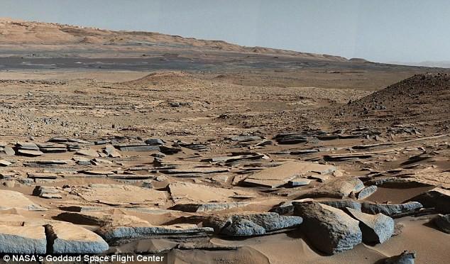 Sao Hỏa có sự sống hay không?
