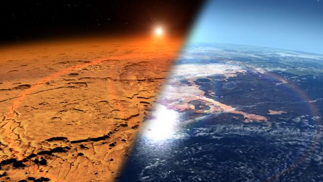 Ở thời điểm hiện tại, bề mặt sao Hỏa không phải là nơi phù hợp để hỗ trợ sự sống.