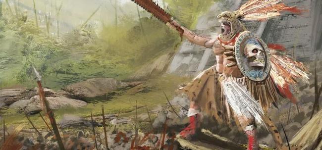 Áo giáp của chiến binh Aztec tuy làm từ sợi bông nhưng rất chắc chắn, bền và có khả năng chịu được những đòn tấn công như mũi lao, vết chém của đao kiếm