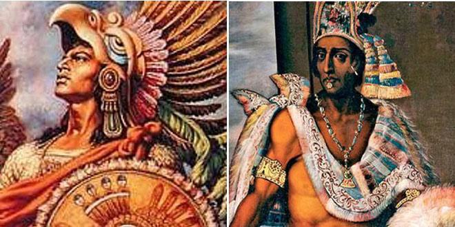 Áo giáp bông của người Aztec được trang trí với nhiều màu sắc, hoa văn sinh động