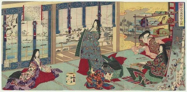 Tầng lớp hoạn quan vắng bóng trong hoàng cung Nhật Bản.