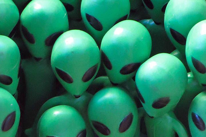 Có thể, người ngoài hành tinh đã hoàn toàn biến mất vì biến đổi khí hậu.