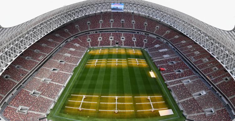 Sân vận động này có sức chứa lên đến 81.000 người.