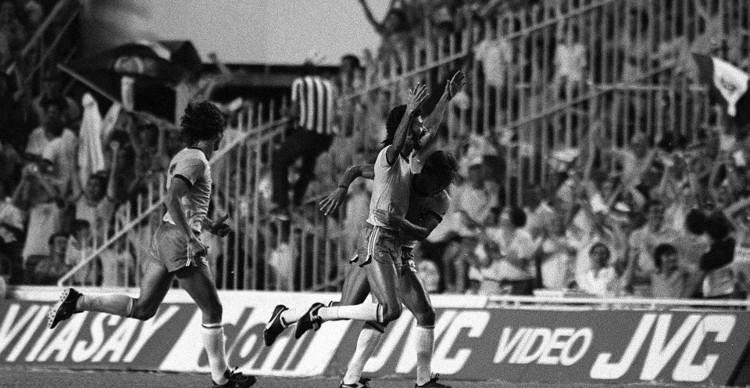 Ngày 20/10/1982 ở Moscow, trời lạnh giá, đầy gió và tuyết. Spartak Moscow tiếp HFC Haarlem của Hà Lan tại Luzhniki trong khuôn khổ Cup UEFA.