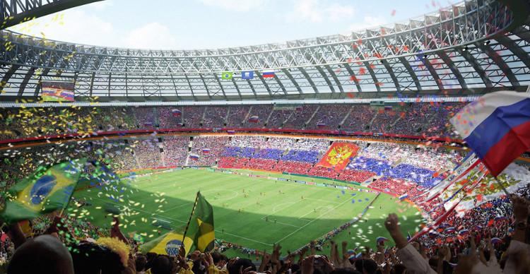 Sân vận động được đội bóng Spartak Moscow sử dụng trong một thời gian dài.