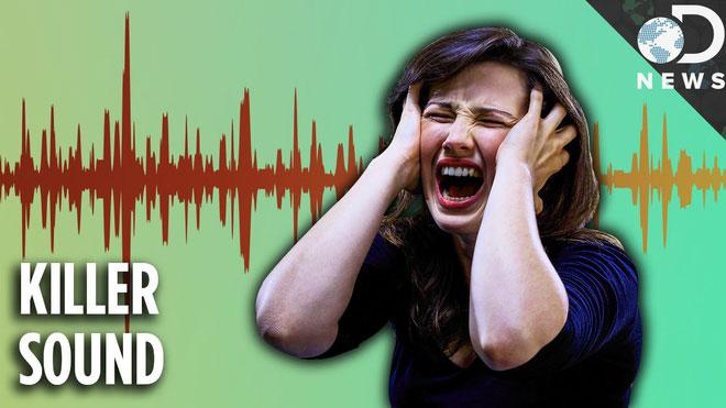 Âm thanh tuy có thể gây ảnh hưởng xấu đến sức khỏe - nó vẫn chưa có khả năng giết người.