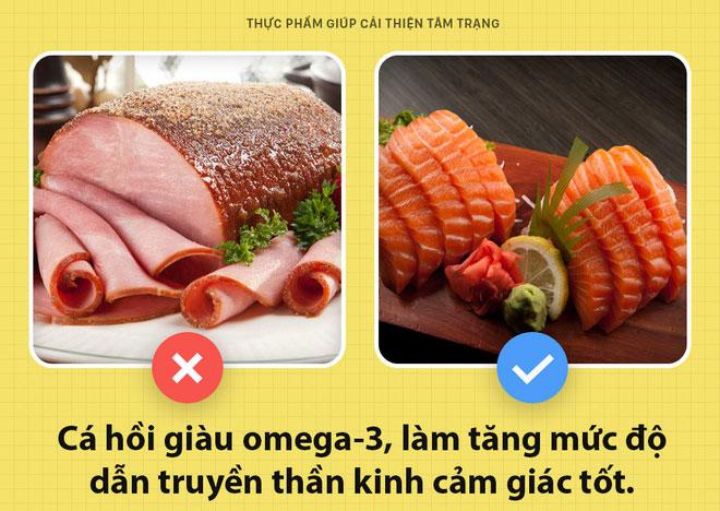 Thịt hun khói hay cá hồi - tìm ra món vừa ngon vừa bổ